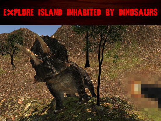 Deadly Dino Hunter 3D Full Screenshots