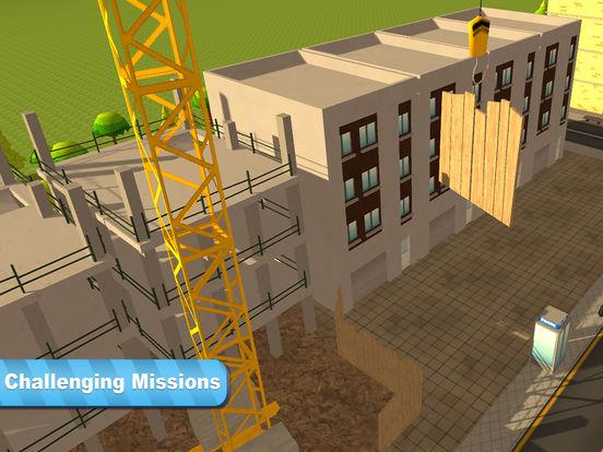 Nice Screenshots · Tower Crane 3D Simulator Full   Start A Construction, Build A  City!
