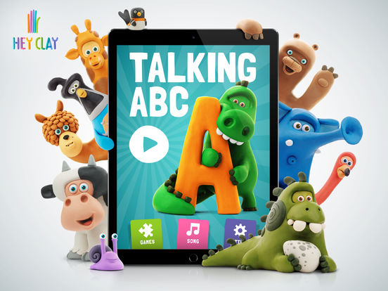 Talking ABC... iPad