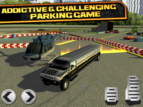 3D Real Test Drive Racing Parking Game - Auto Race Spelletjes Gratis iPad app afbeelding 4