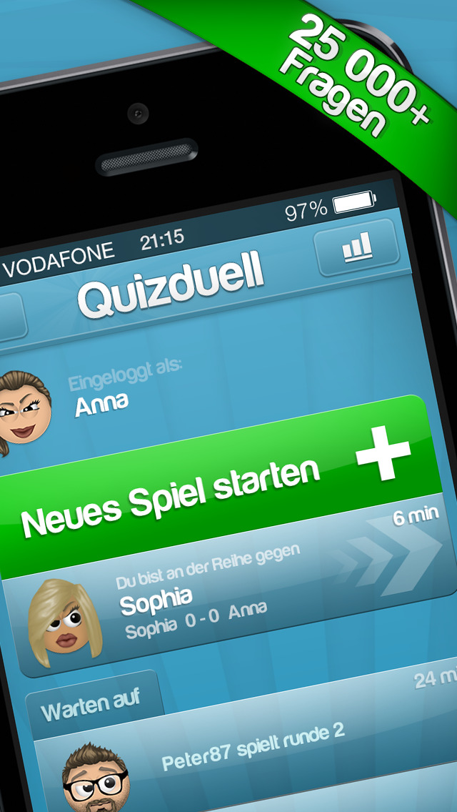 Screenshot 2 Quizduell