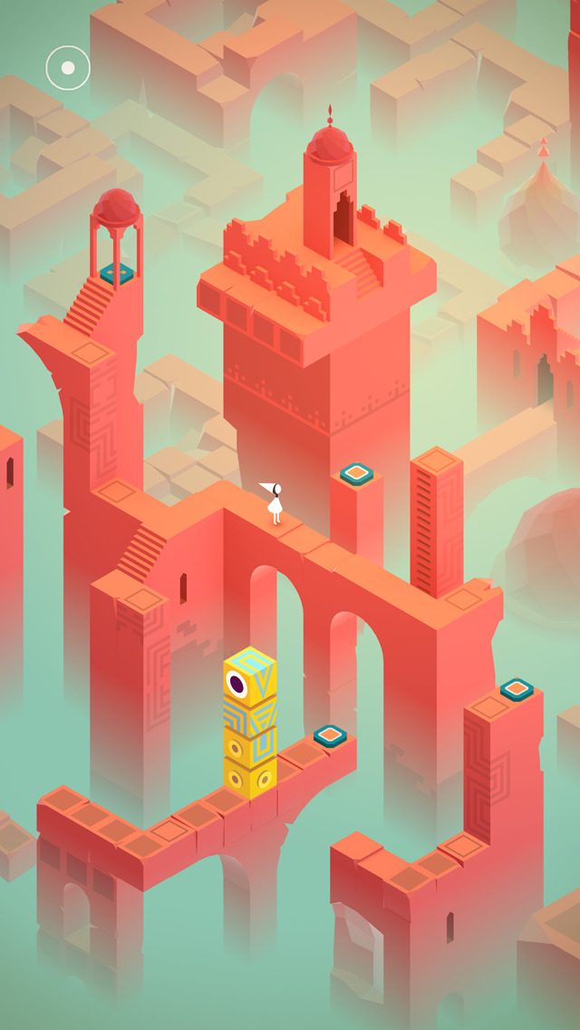 Screenshot 4 Monument Valley