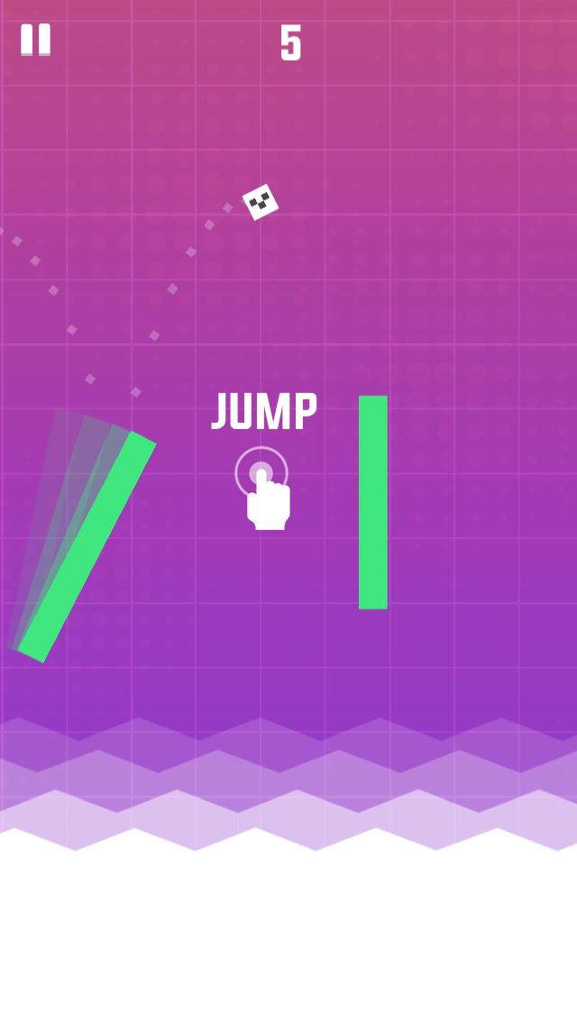 Creep Shock iOS Screenshots