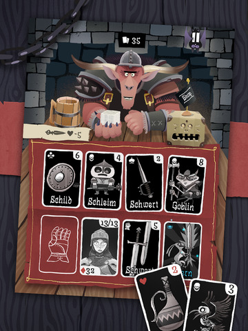 Screenshot 3 Card Crawl