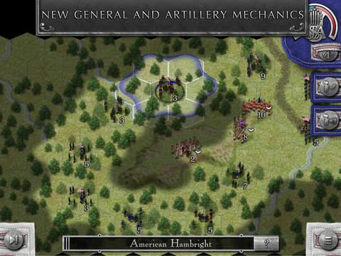 Screenshot 3 Rebels and Redcoats