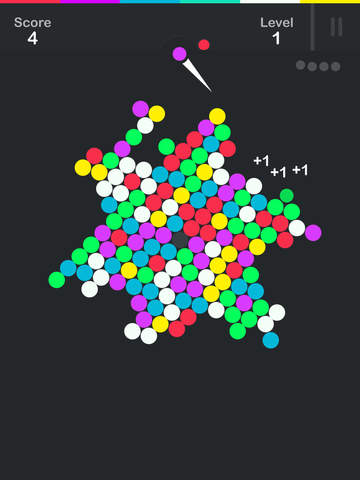 Dot Spinner iPhone iPad