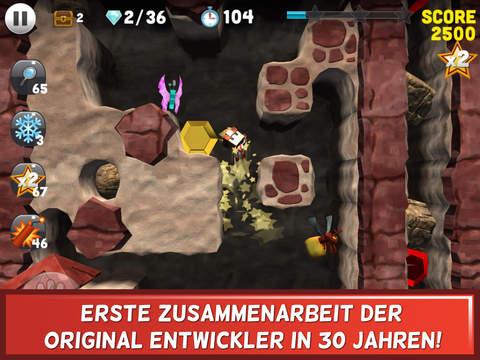 Screenshot 4 Boulder Dash® 30th Anniversary™ Premium