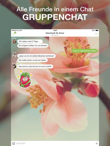 ICQ – Gratis-Anrufe und -Chat Screenshot