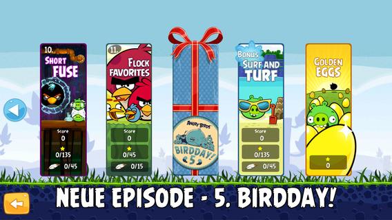 Screenshot 3 Angry Birds