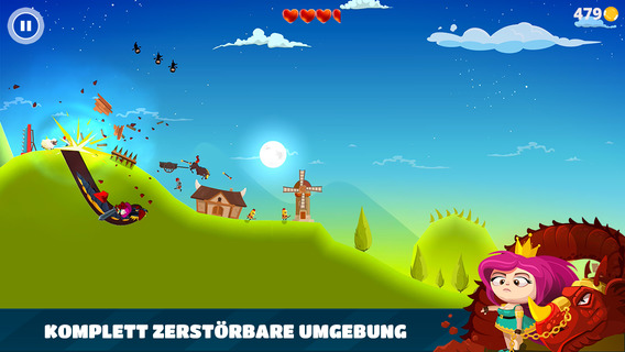 Screenshot 5 Dragon Hills
