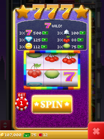 Tiny Tower Vegas iOS