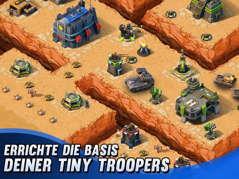 Tiny Troopers: Alliances iOS