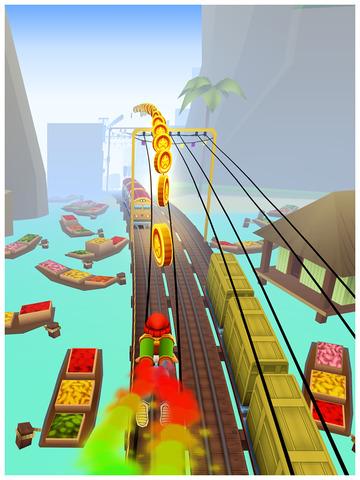 Screenshot 4 Subway Surfers