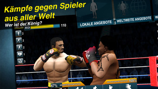 World Boxing Challenge iOS Screenshots