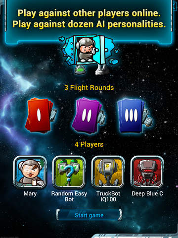 Screenshot 4 Galaxy Trucker