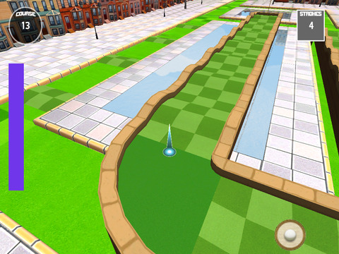 Micro City Golf iOS