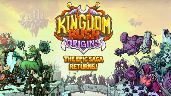 Screenshot 1 Kingdom Rush Origins