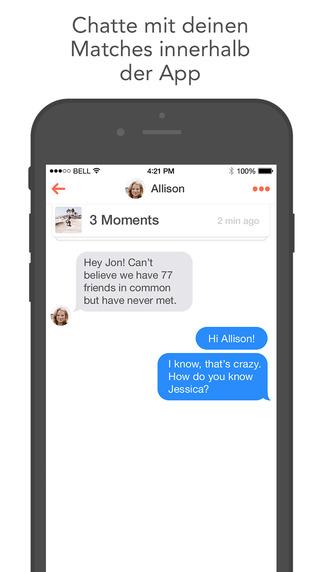 """Twoo - Lerne neue Leute kennen"""" im App Store"""