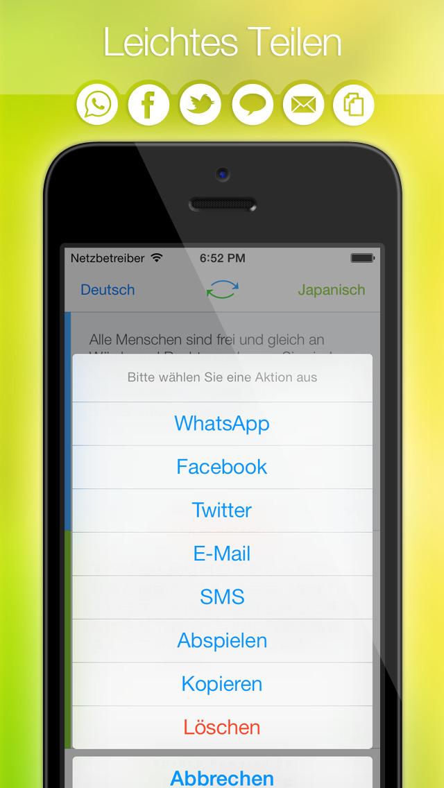 kostenlose übersetzungs app