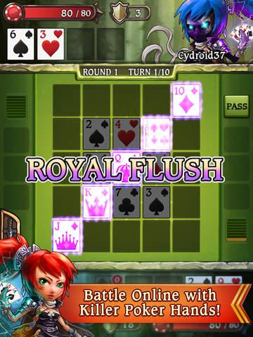 Screenshot #4 pour Swords & Poker Adventures