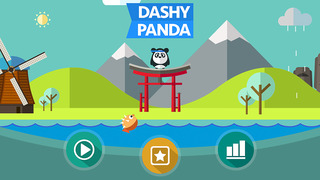 Dashy Panda and Friends iOS Screenshots