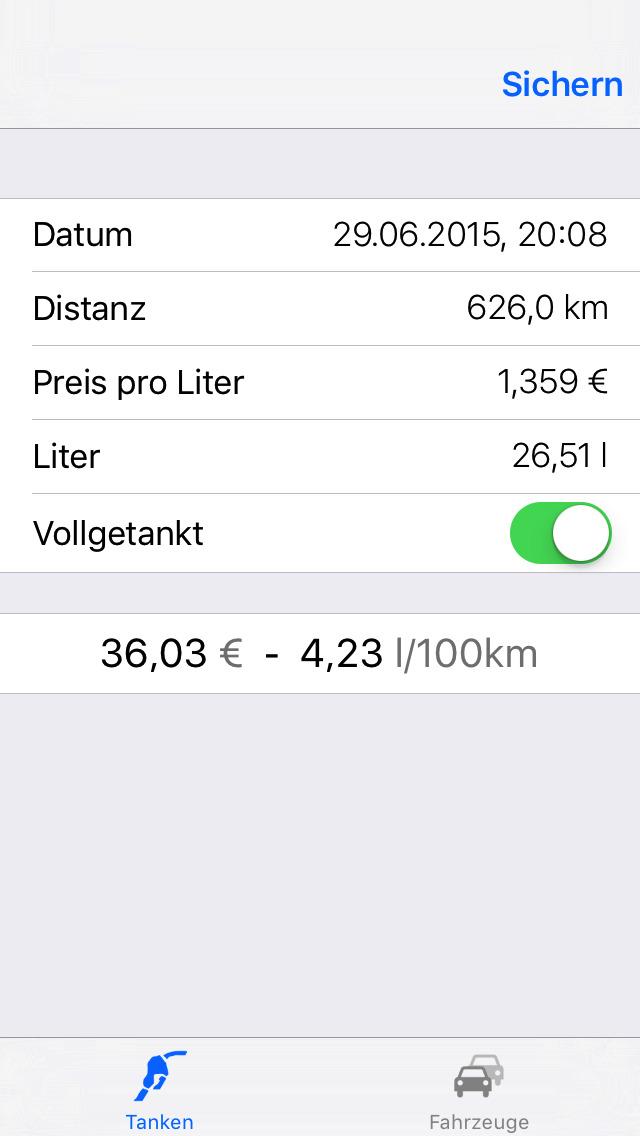 Kraftstoff - Ingmar Stein - App
