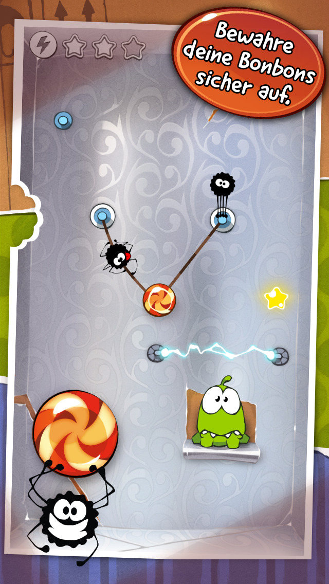 Screenshot 5 Cut the Rope Original