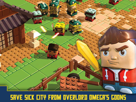 Sick Bricks iOS Screenshots