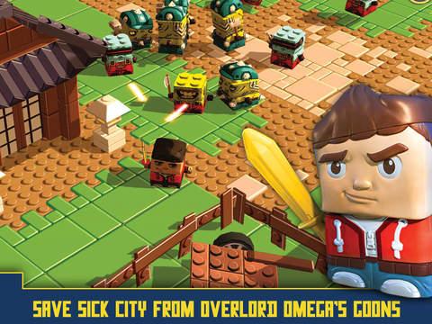 Sick Bricks iOS Screenshots