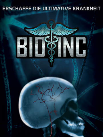 Screenshot 1 Bio Inc. Platinum - Biomedical Plague