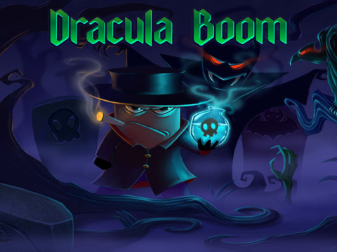 Dracula Boom iOS Screenshots