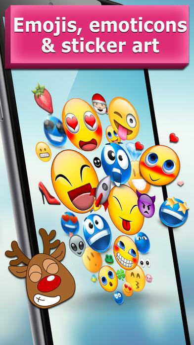 Line Art Emojis : Emoji universe stickers emojis and emoticons for