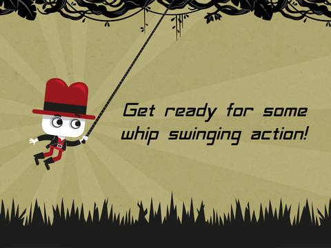 Whip Swing iOS Screenshots