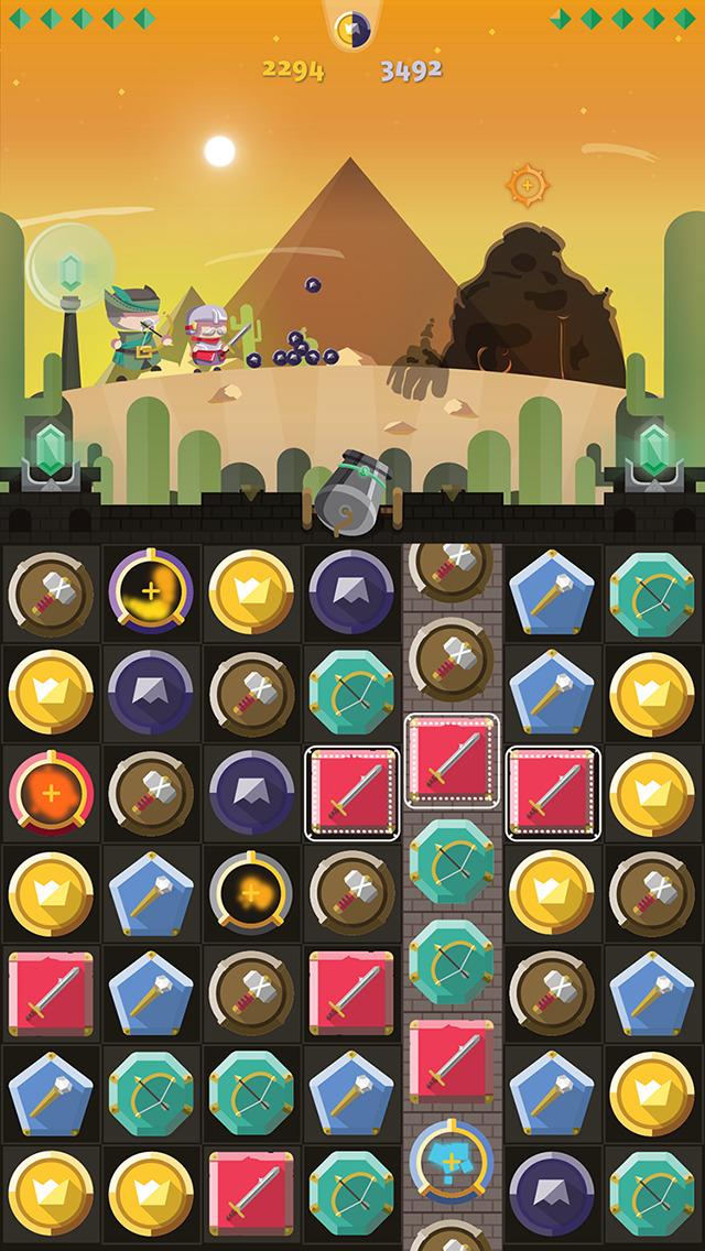 Screenshot 2 The Long Siege