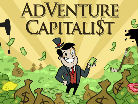 AdVenture Capitalist! iOS Screenshots