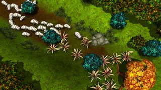 Forest Spirit iOS Screenshots