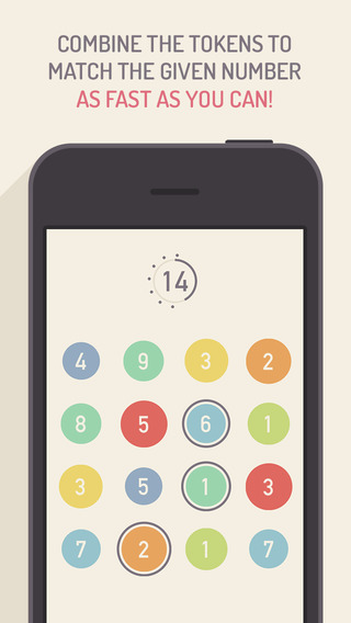 GREG iPhone Mathe Puzzle