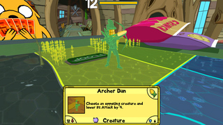 Card Wars – Adventure Time iOS Screenshots