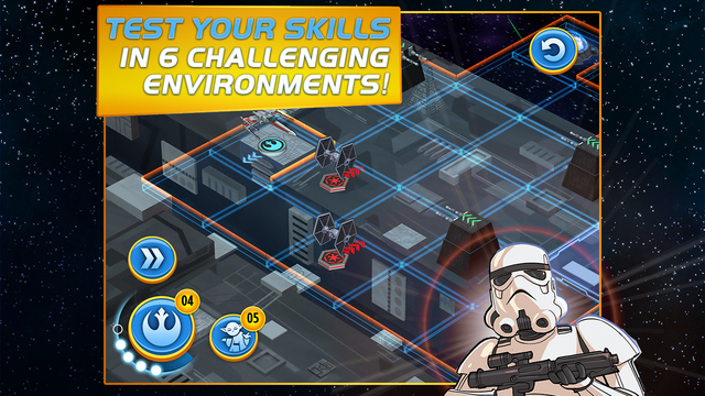 Star Wars - Heroes Path iPhone iPad