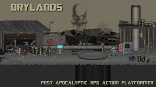 Drylands iOS Screenshots
