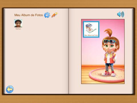 Captura de ecrã do iPad 5