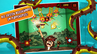 Puppet Punch iOS Screenshots
