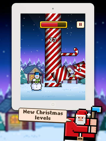 Screenshot 3 Timberman