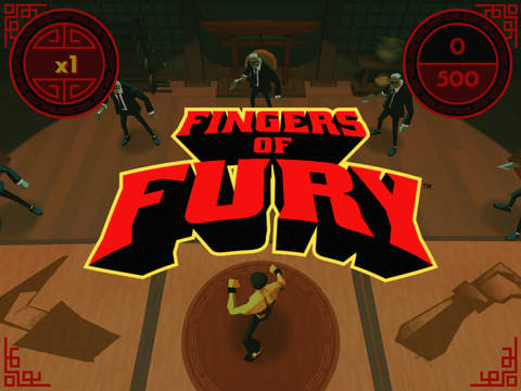 Fingers of Fury iOS Screenshots