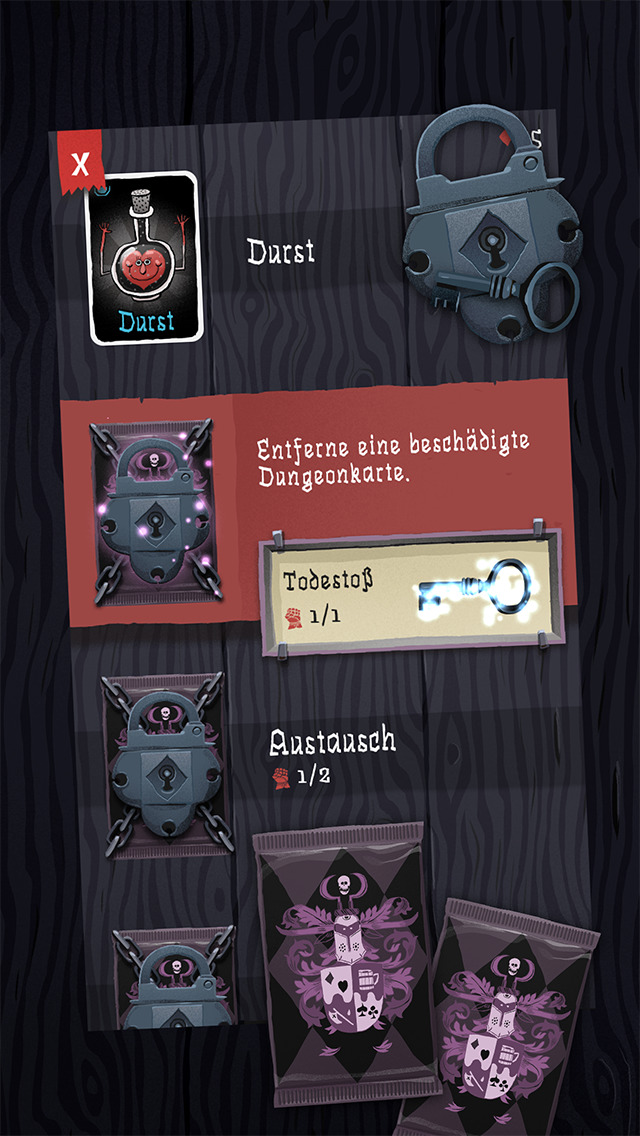 Screenshot 5 Card Crawl