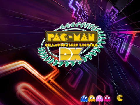 PAC-MAN Championship Edition DX iOS Screenshots