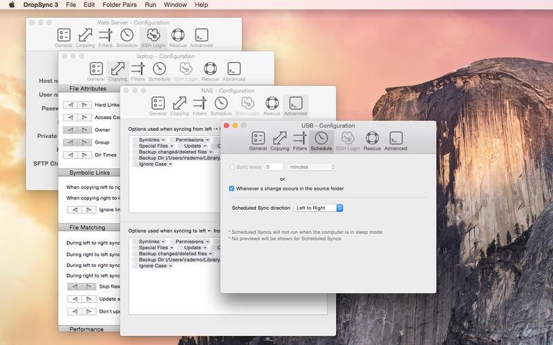 DropSync 3 Screenshot - 5