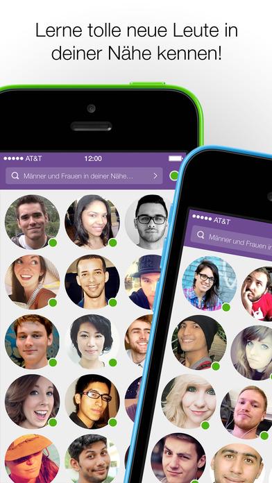 Neue menschen kennenlernen app