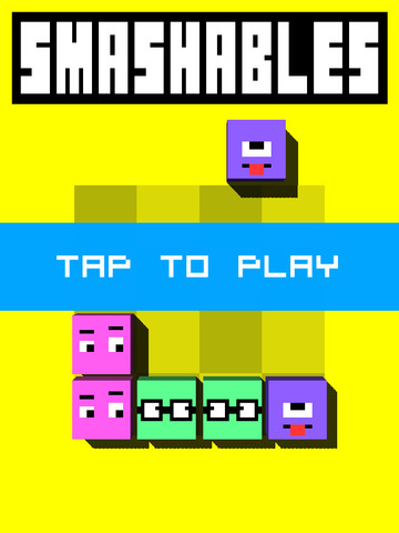 Smashables iOS Screenshots