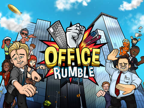 Office Rumble iOS Screenshots